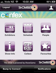Middle East Event Show Mobile App