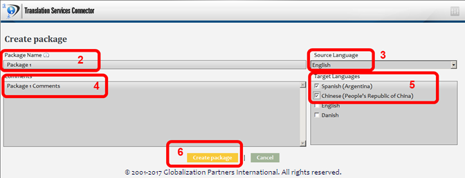 GPI Translation Services Connector for Adobe Experience Manager