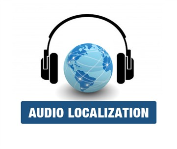 Audio-localization
