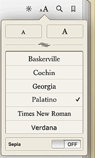 ebook-font-setting
