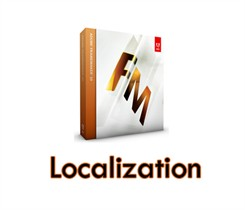 FrameMaker-localization
