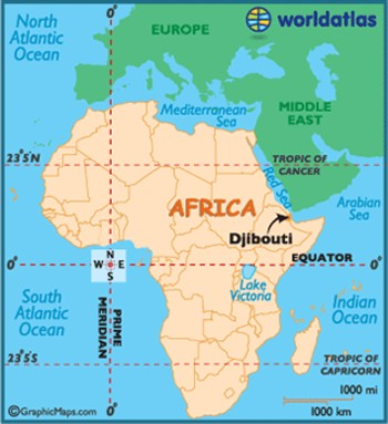 map of djibouti africa Translation And Localization For Africa Republic Of Djibouti map of djibouti africa