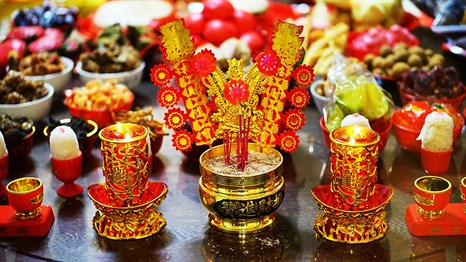 The Symbolism of Chinese New Year Foods - 2
