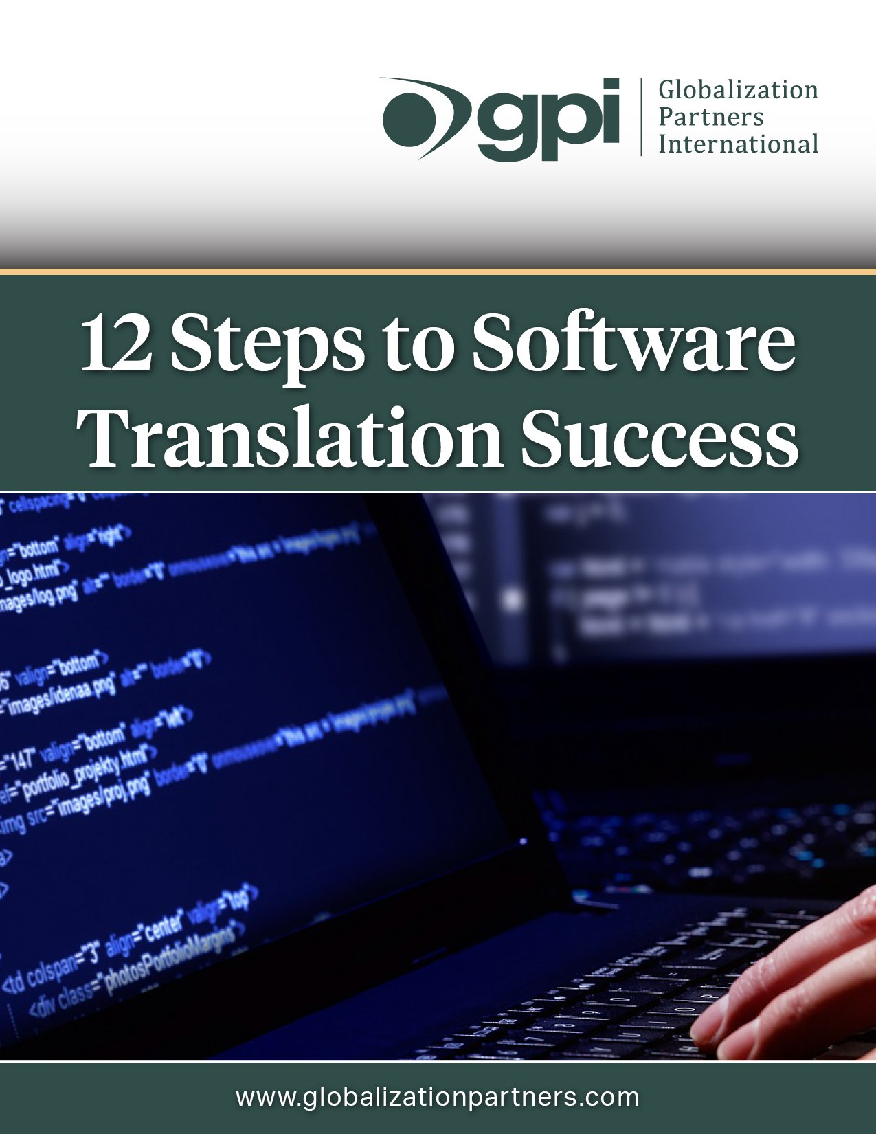 12 Steps to Software Translation Success Guidebook