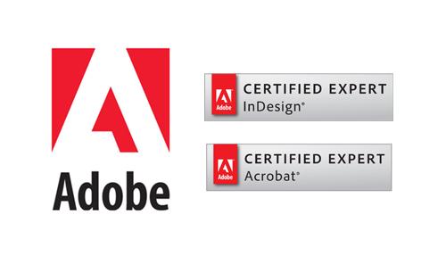 adobe publishing desktop certification