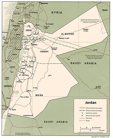 Doing Business in the MENA Region - Jordan - 1