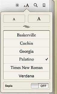 ebook-font-setting