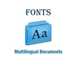 Translation-Fonts