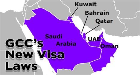 GCCs New Visa Laws