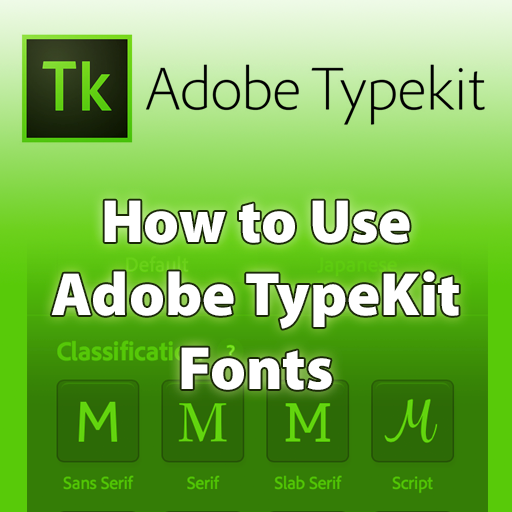 How to Use Adobe Typekit Fonts - Globalization Partners International