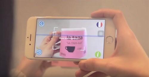 gpi-language learning app-home