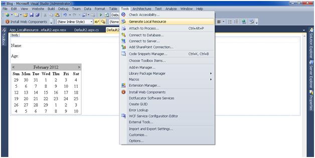 Microsoft-localization