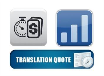 Preparing a Translation Budget