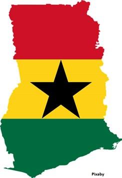 Republic of Ghana - 1