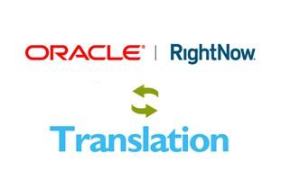 RightNow-Oracle-translation