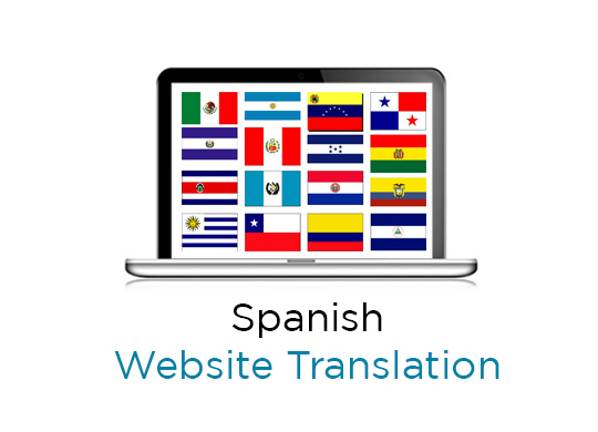 Spanish-Website-Translation