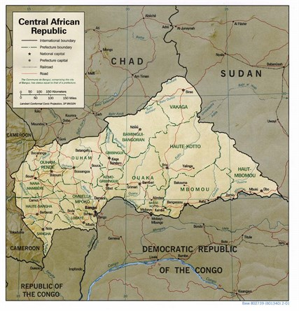 Translation and Localization for Africa - Central African Republic - 1