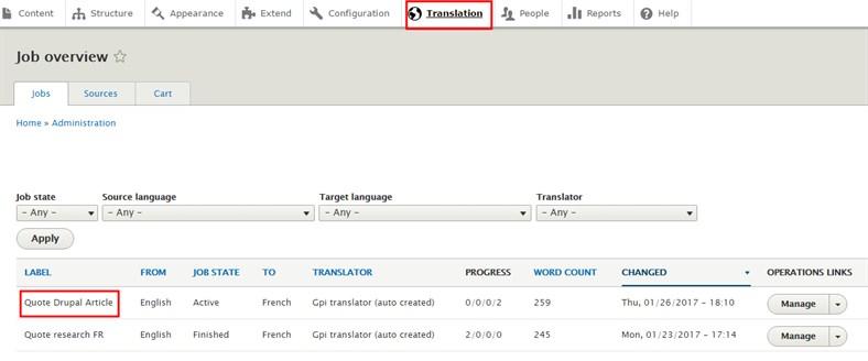 Translation Services Connector for Drupal_5