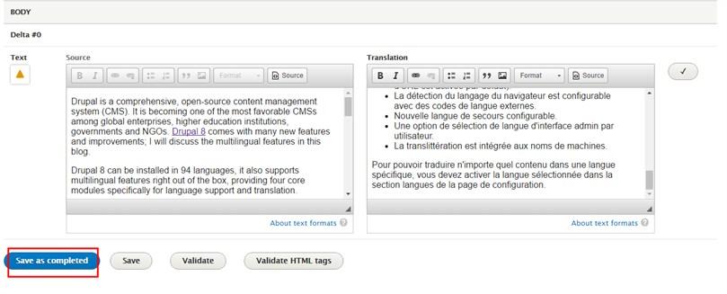 Translation Services Connector for Drupal_8