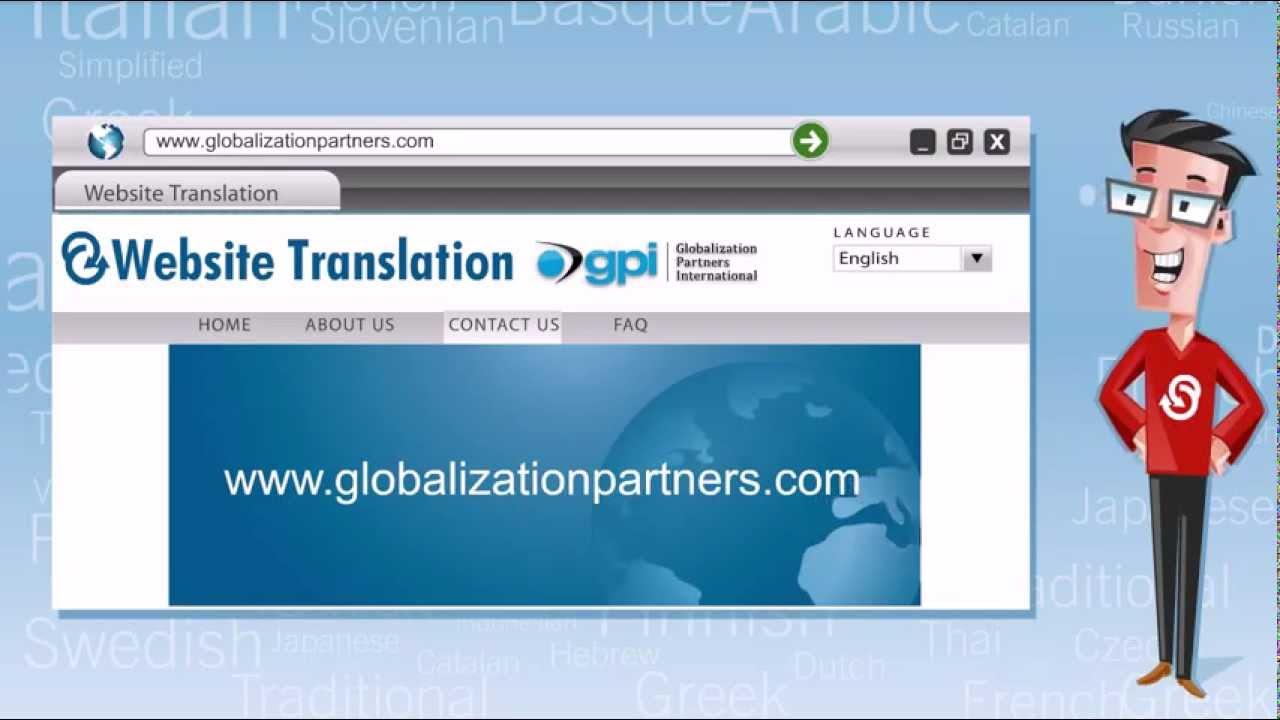 Video - Website Translation in 14 Steps