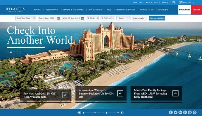 Atlantis Website Translation Case Study