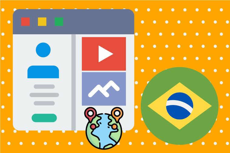 Brazilian Portuguese Website Internationalization