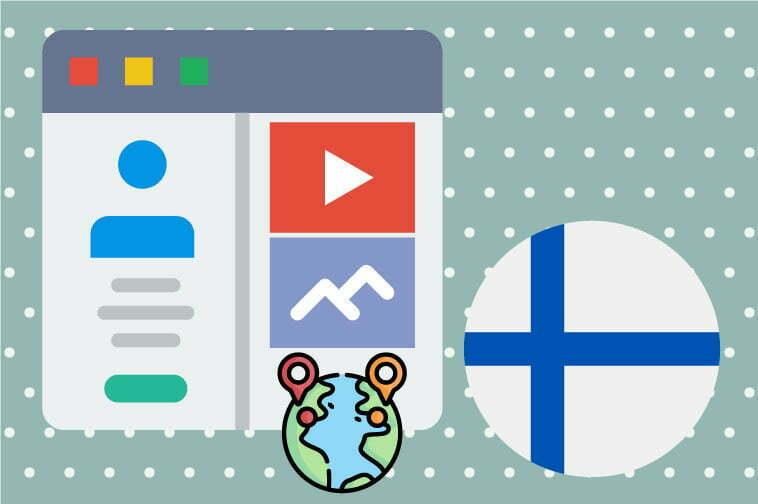 Finnish Website Internationalization