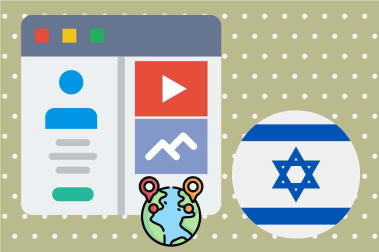Hebrew Website Internationalization