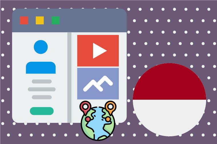 Indonesian Website Internationalization