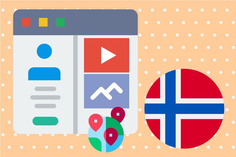 Norwegian Website Localization