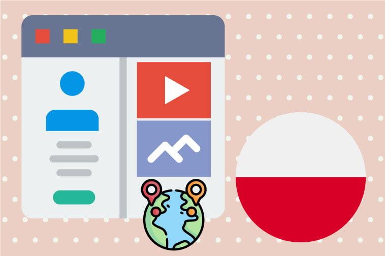 Polish Website Internationalization