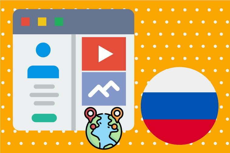 Russian Website Internationalization