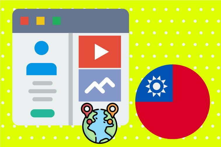 Traditional Chinese Website Internationalization