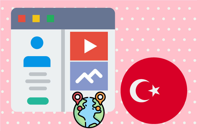 Turkish Website Internationalization