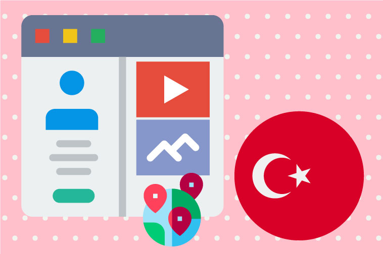 Turkish Website Localization