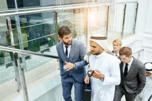 global business in Dubai