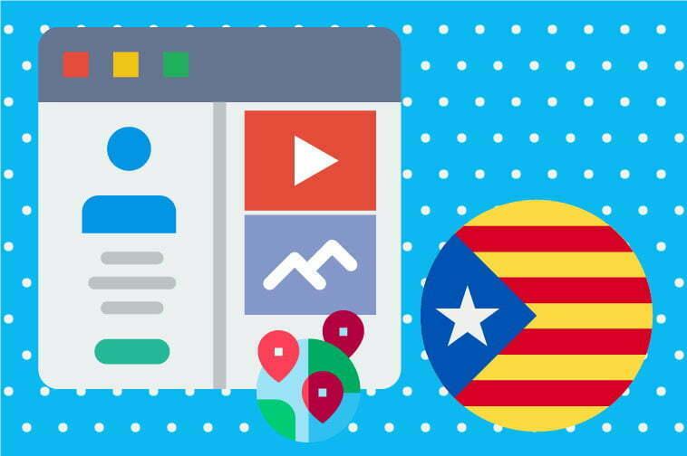 Catalan Website Localization