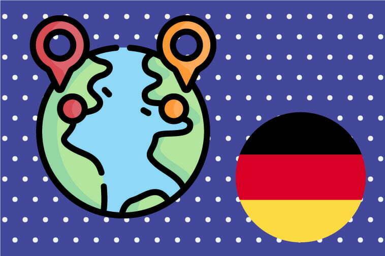 German Internationalization