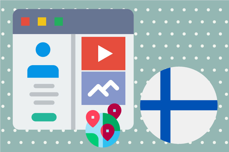 Finnish Website Localization
