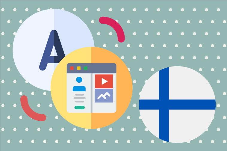 Finnish Website Translation