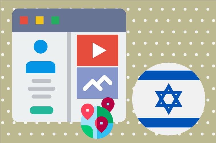 Hebrew Website Localization