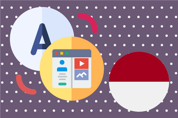 Indonesian Website Localization