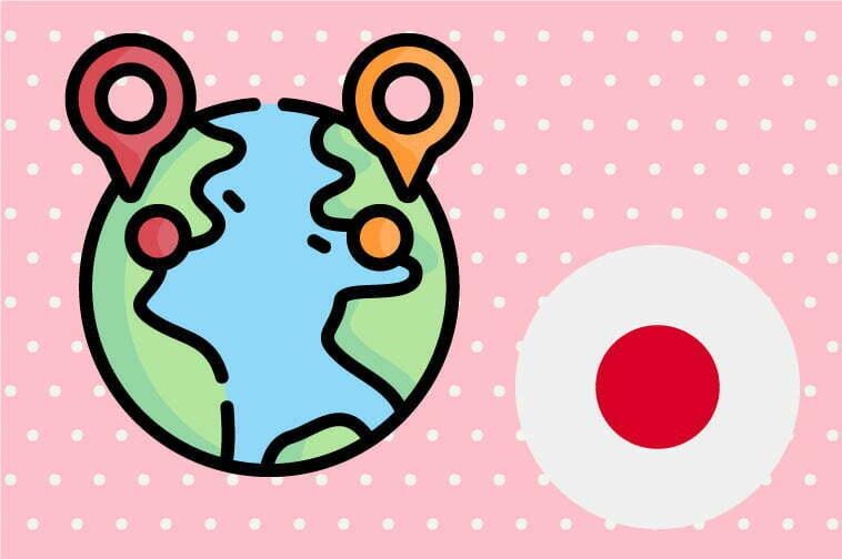 Japanese Internationalization