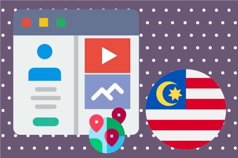 Malay Website Localization