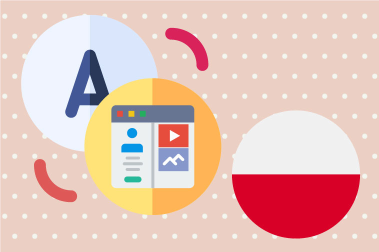 Polish Website Translation