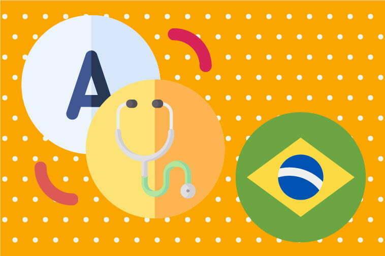 Brazilian Portuguese Medical Translation