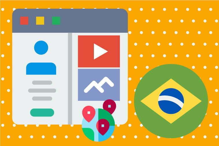 Brazilian Portuguese Website Localization