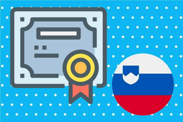Slovenian Certified Translation