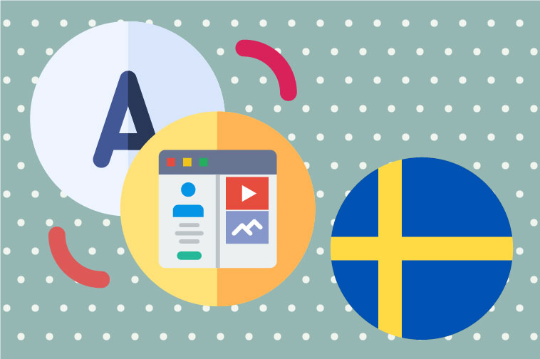 Swedish Website Translation