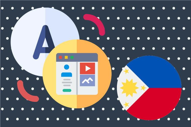 Tagalog Website Translation